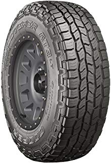 Cooper Tires Model