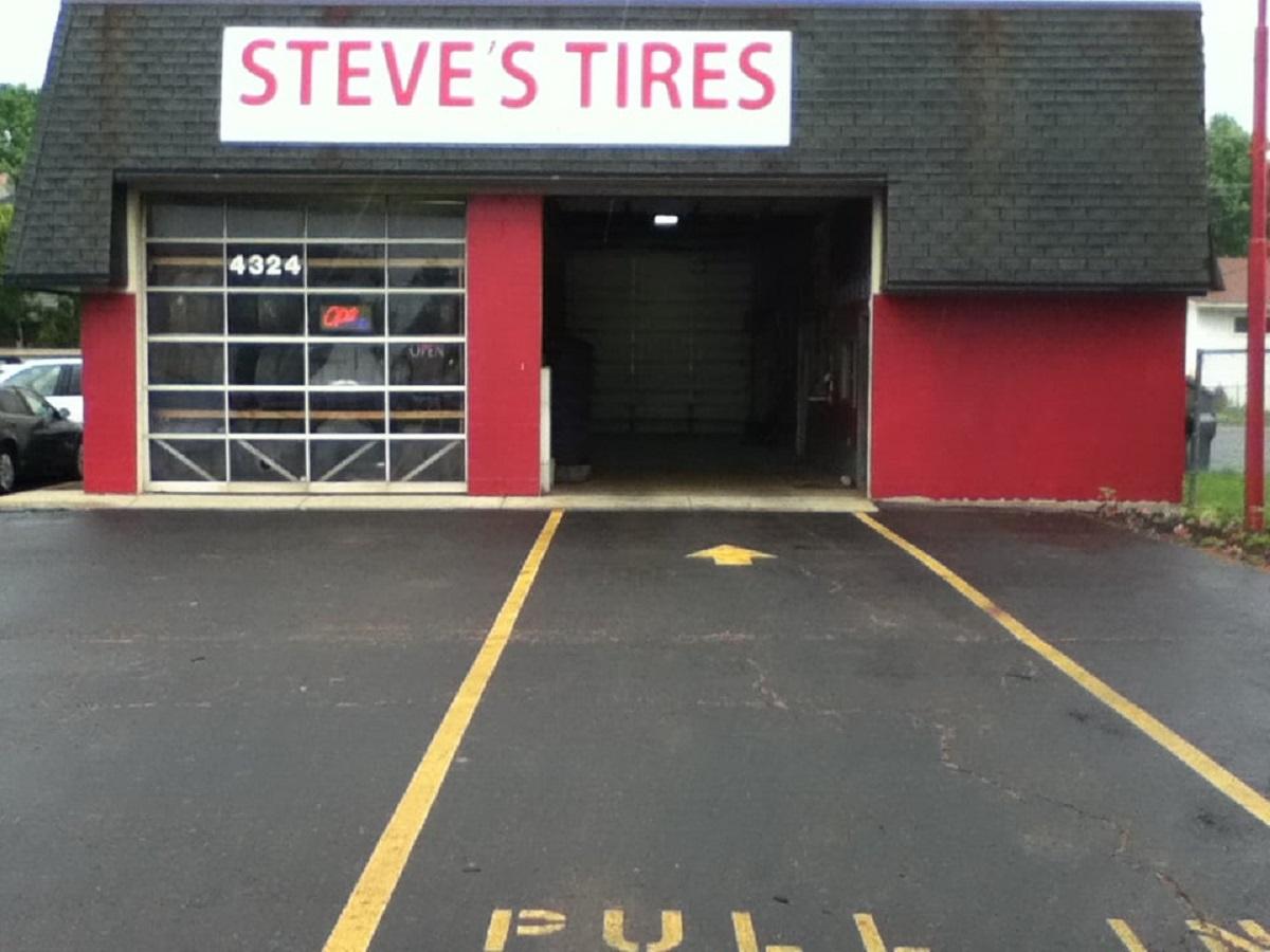 Tire logo